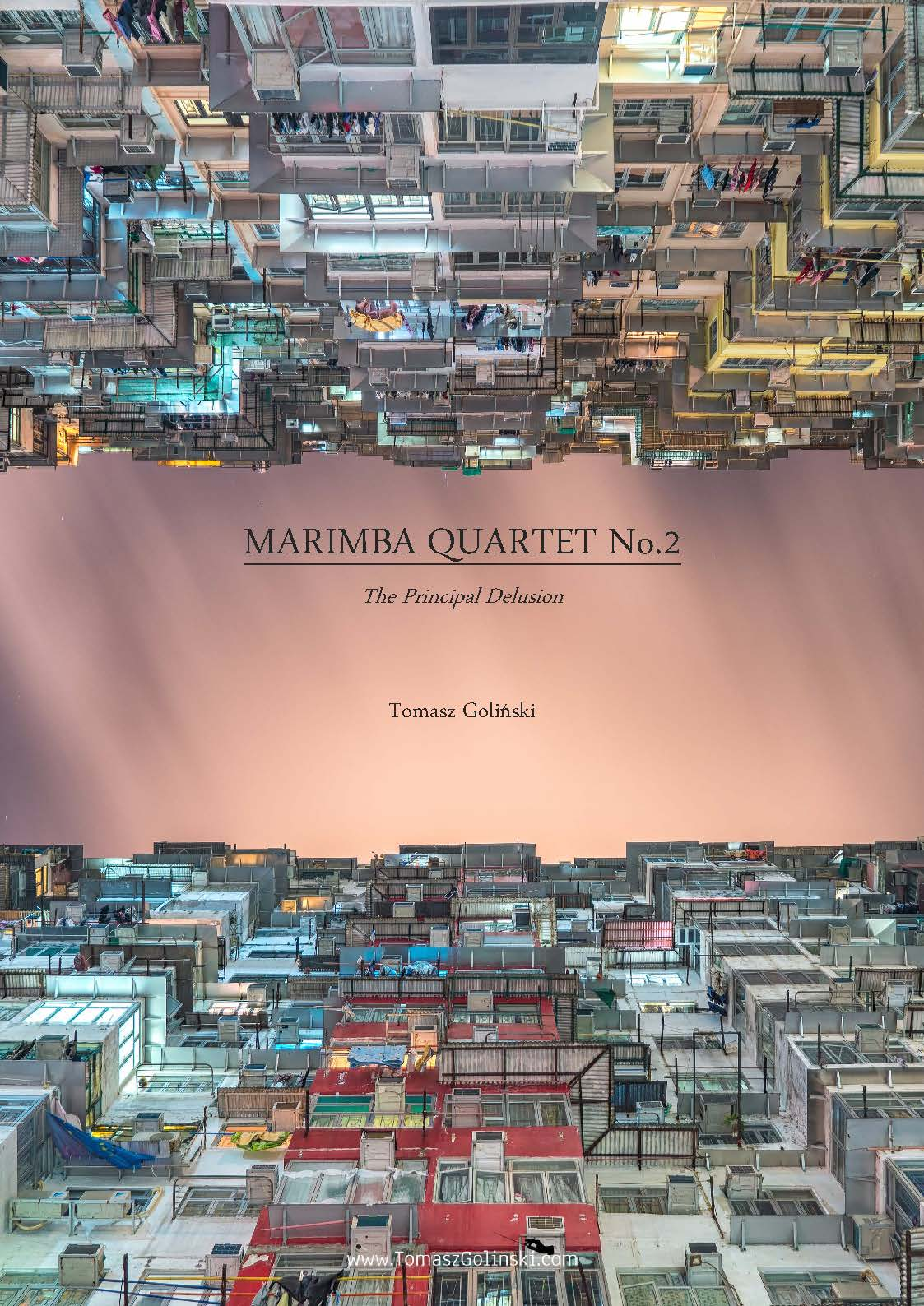 Marimba Quartet Golinski
